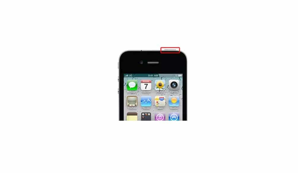 iPhone power button or lock button not working