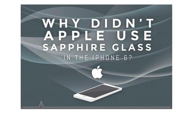 Will Apple ever use Sapphire Screen for the iPhone