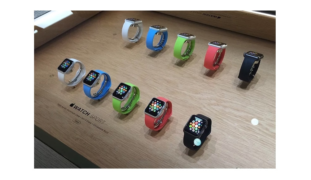 A First look at the Apple Watch