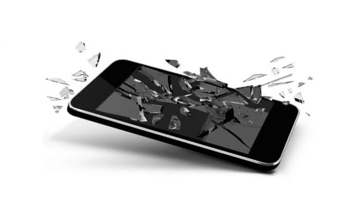The Most Breakable Cell Phone Screen