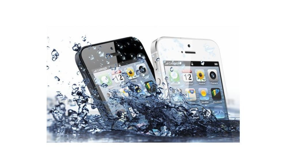 Waterproof phones really waterproof