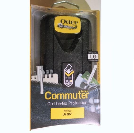 Commuter Otterbox case retail box