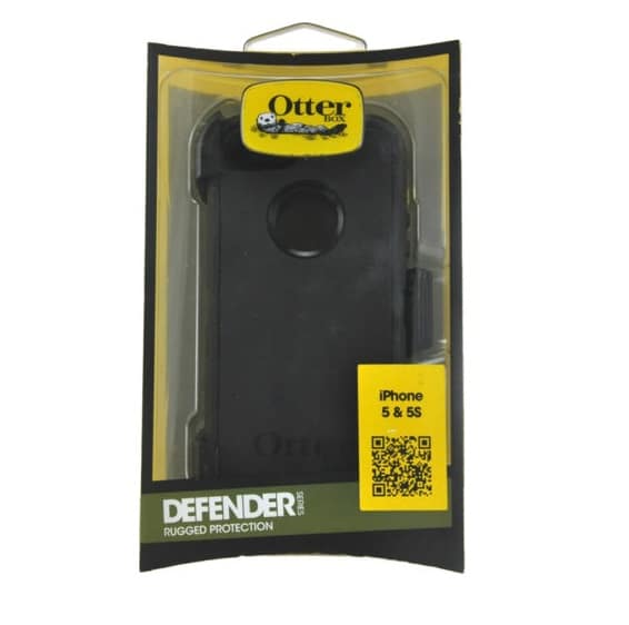 Defender Otterbox case retail box