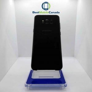 Used Unlocked Samsung S8 Plus (Back)