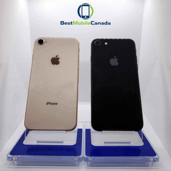 Used Unlocked iPhone 8 (Back)