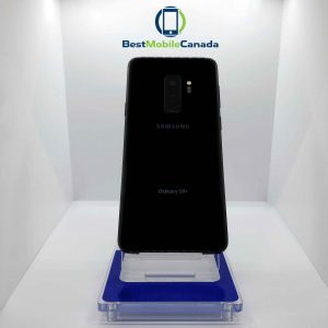 Used Unlocked Samsung S9 Plus (Back)