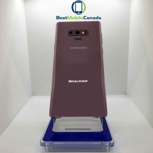 Used Unlocked Samsung Note 9 (Back)
