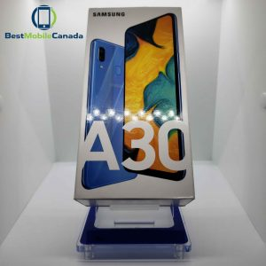 Used Unlocked Samsung A30 (Front)