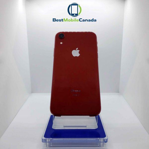 Used Unlocked iPhone XR (Back)